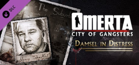 Omerta - City of Gangsters - Damsel in Distress DLC