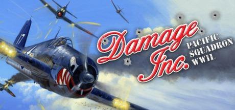 Купить Damage Inc. Pacific Squadron WWII