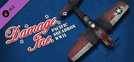 """Купить Damage Inc F4U-4 """"Reaper"""" Corsair (DLC)"""