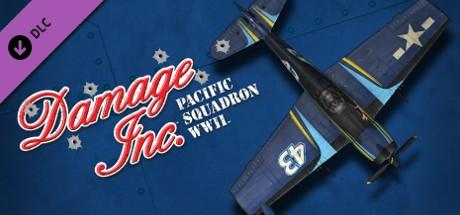 """Damage Inc F6F-5N """"Crusader"""" Hellcat"""