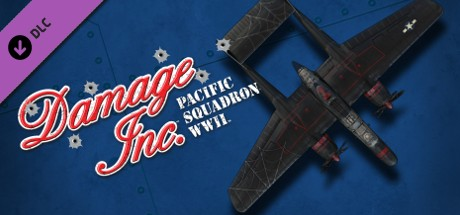 "Damage Inc P-61 ""Mauler"" Black Widow"