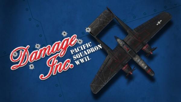 "Damage Inc P-61 ""Mauler"" Black Widow (DLC)"