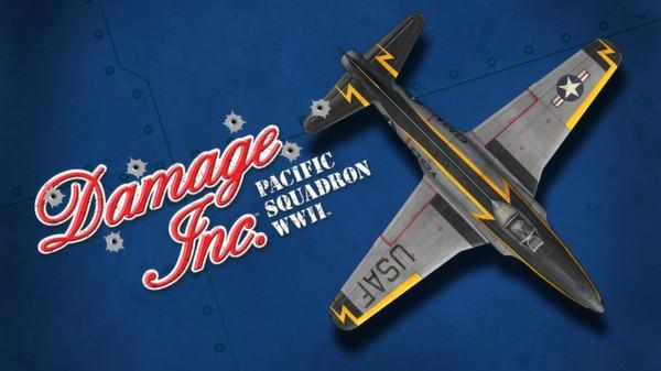 "Damage Inc P-80 ""Bolt"" Shooting Star (DLC)"