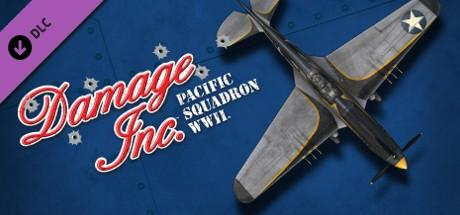 "Damage Inc P-40N ""Blackfin"" Warhawk"