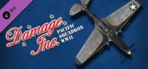 Damage Inc P-40N