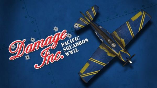 "Damage Inc F4F-FM2 ""Panther"" Wildcat (DLC)"