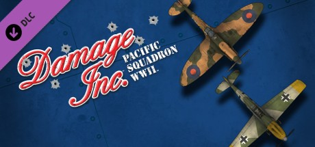 Damage Inc Euro Plane Pack