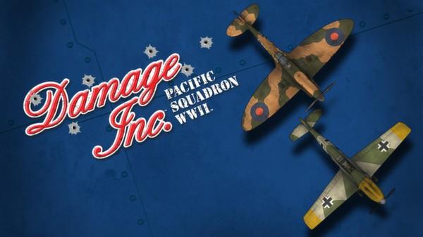 Damage Inc Euro Plane Pack (DLC)