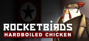 Rocketbirds: Hardboiled Chicken cover art