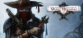 The Incredible Adventures of Van Helsing cover art