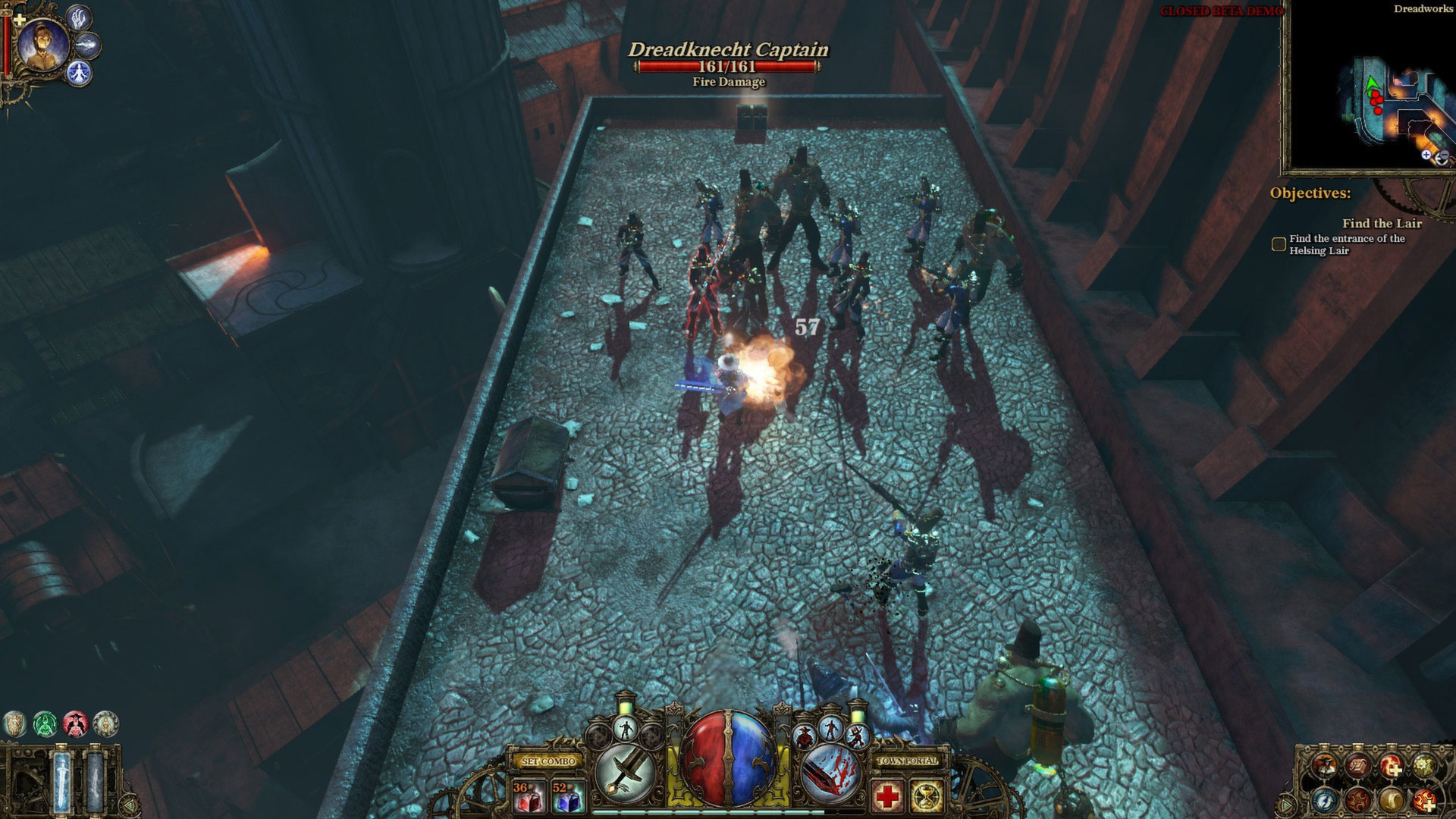 The Incredible Adventures of Van Helsing screenshot 3