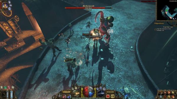 The Incredible Adventures of Van Helsing 9