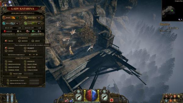 The Incredible Adventures of Van Helsing 4