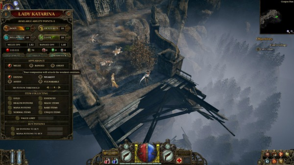 скриншот The Incredible Adventures of Van Helsing 4