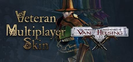 The Incredible Adventures of Van Helsing: Veteran Multiplayer Skin 2016 pc game Img-1