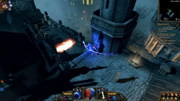 скриншот Van Helsing: Thaumaturge 5