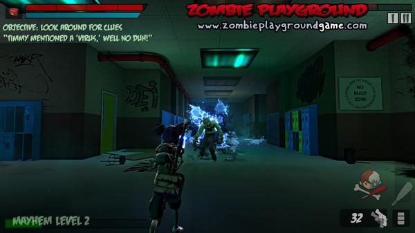 Zombie Playground