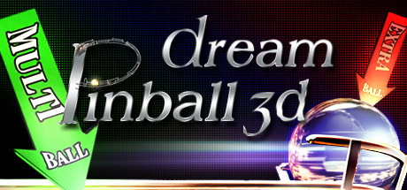 Dream Pinball 3D cover art