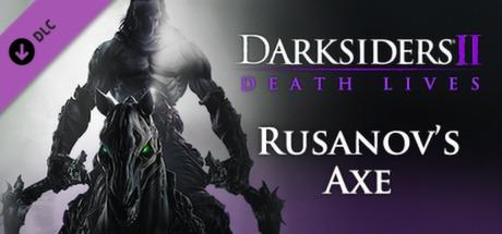 Darksiders II - Rusanov's Axe