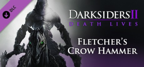 Darksiders II - Fletcher's Crow Hammer
