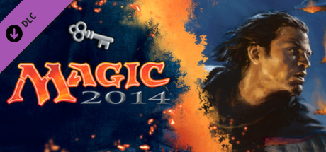 "Magic 2014 ""Dodge and Burn"" Deck Key"