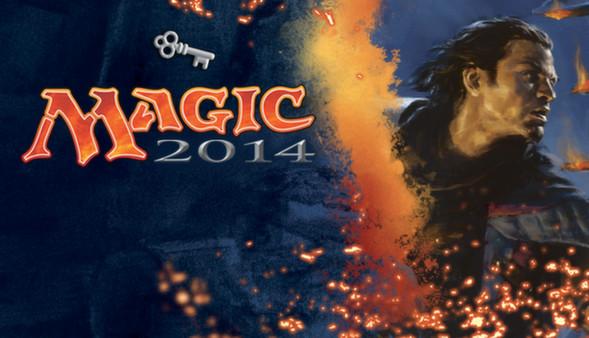 "Magic 2014 ""Dodge and Burn"" Deck Key (DLC)"