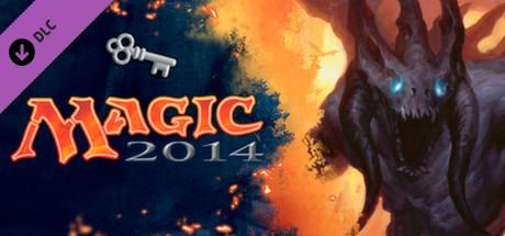 """Magic 2014 """"Lord of Darkness"""" Deck Key"""