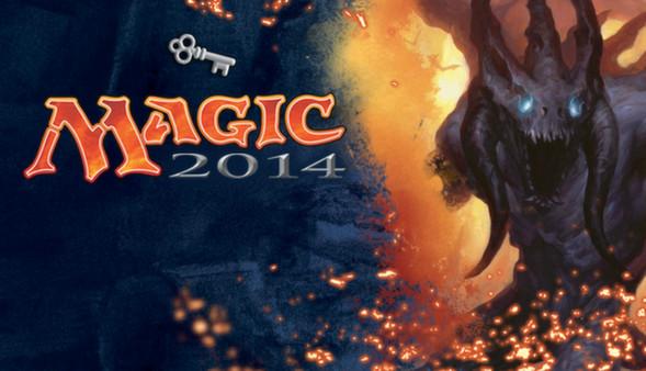 """Magic 2014 """"Lord of Darkness"""" Deck Key (DLC)"""