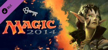 "Magic 2014 ""Sylvan Might"" Deck Key"