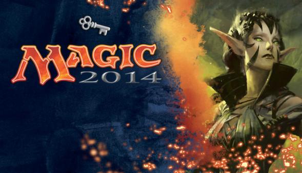 "Magic 2014 ""Sylvan Might"" Deck Key (DLC)"