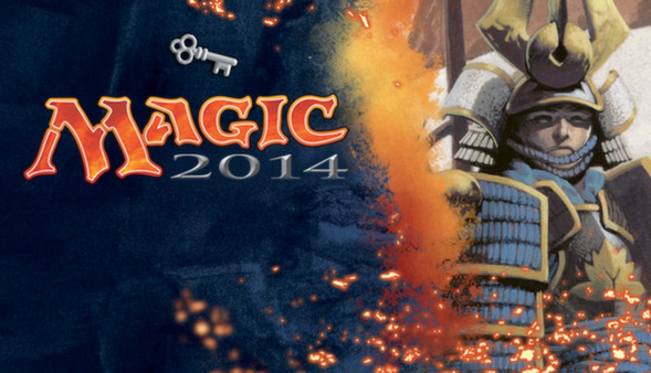 "Magic 2014 ""Sword of the Samurai"" Deck Key (DLC)"
