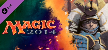 "Magic 2014 ""Sword of the Samurai"" Foil Conversion"