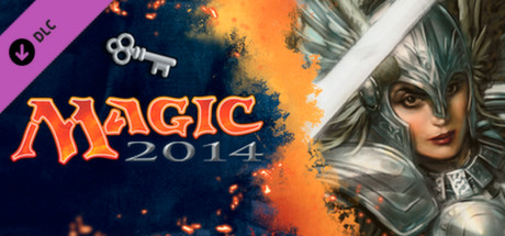 """Magic 2014 """"Bounce and Boon"""" Deck Key"""