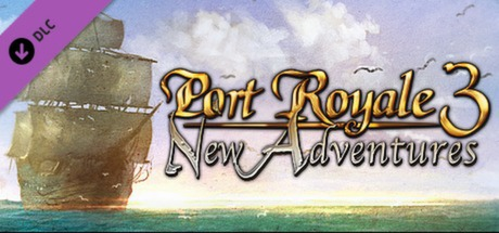 Port Royale 3 - New Adventures cover art