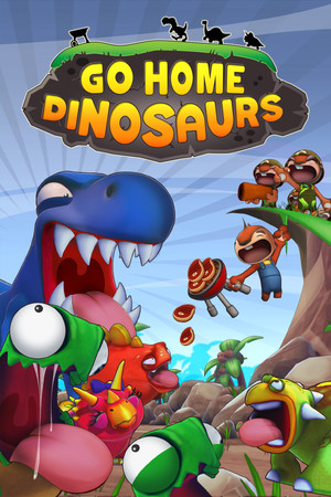 Go Home Dinosaurs! poster image on Steam Backlog