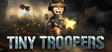 Game Banner Tiny Troopers