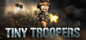Tiny Troopers cover art