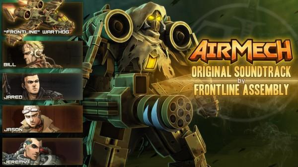 AirMech® Soundtrack (DLC)
