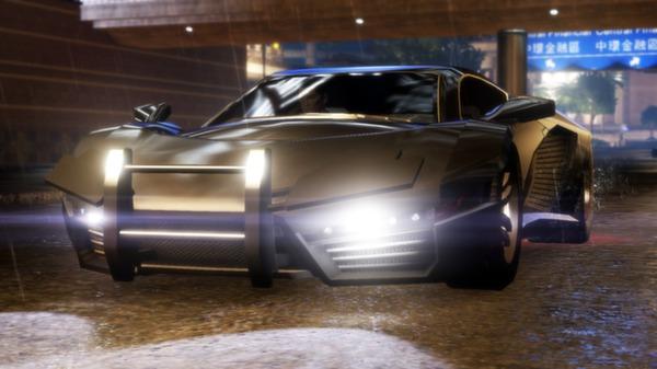 Sleeping Dogs: Wheels of Fury (DLC)