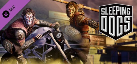Sleeping Dogs: Monkey King Pack