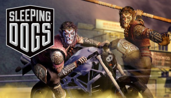 Sleeping Dogs: Monkey King Pack (DLC)