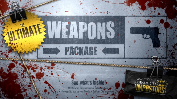 Gotham City Impostors Free to Play: Weapon Pack - Ultimate  (DLC)