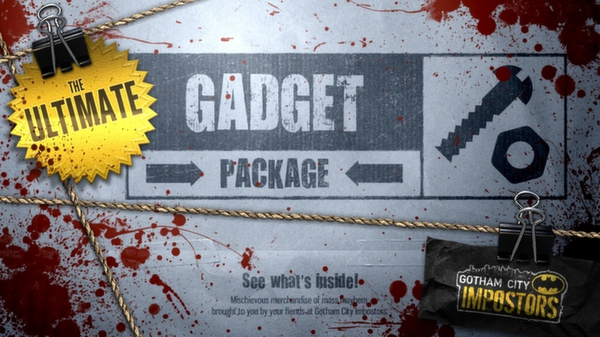 Gotham City Impostors Free to Play: Gadget Pack - Ultimate  (DLC)