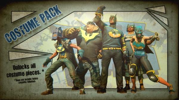 Gotham City Impostors Free to Play: Dress-Up Pack  (DLC)