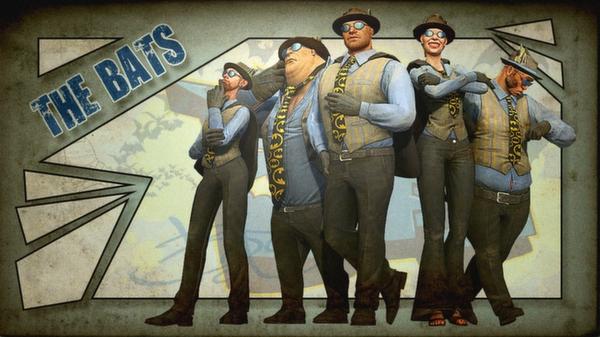 Gotham City Impostors Free to Play: Business Costume  (DLC)