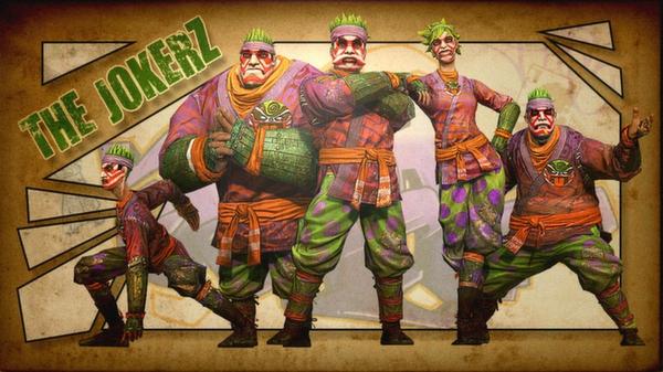Gotham City Impostors Free to Play: Ninja Costume  (DLC)