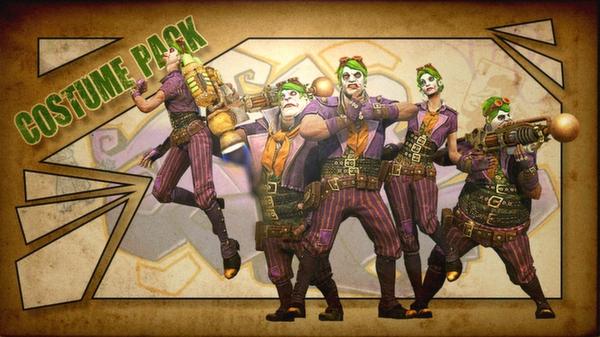 Gotham City Impostors Free to Play: Steampunk Costume  (DLC)
