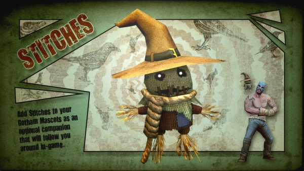 Gotham City Impostors Free to Play: Stitches  (DLC)