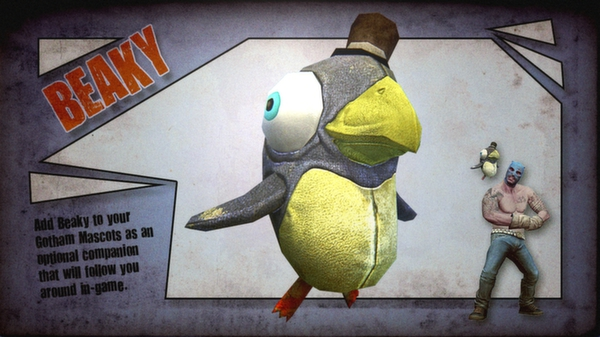 Gotham City Impostors Free to Play: Beaky  (DLC)