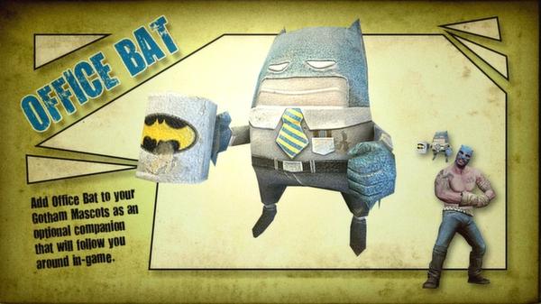 Gotham City Impostors Free to Play: Office Bat  (DLC)